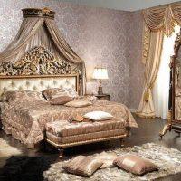 спальни в классическом стиле дизайн фото 26