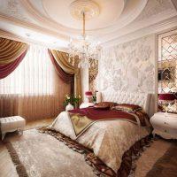 спальни в классическом стиле дизайн фото 30