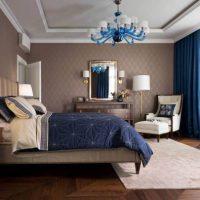 спальни в классическом стиле дизайн фото 33