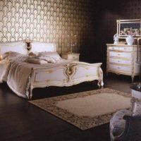 спальни в классическом стиле дизайн фото 36