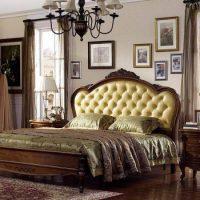 спальни в классическом стиле дизайн фото 40