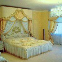 спальни в классическом стиле дизайн фото 41