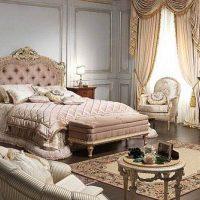 спальни в классическом стиле дизайн фото 46
