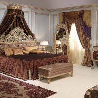 спальни в классическом стиле дизайн фото 47
