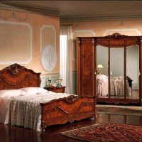 спальни в классическом стиле дизайн фото 48