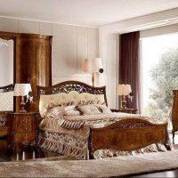 спальни в классическом стиле дизайн фото 6