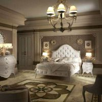 спальни в классическом стиле дизайн фото 8
