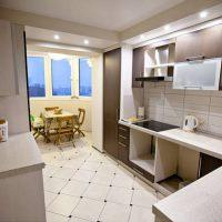 интерьер кухни 9 кв метров фото 10