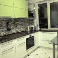 интерьер кухни 9 кв метров фото 13