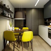 интерьер кухни 9 кв метров фото 18