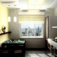 интерьер кухни 9 кв метров фото 2