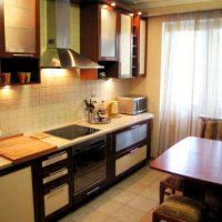 интерьер кухни 9 кв метров фото 22