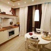интерьер кухни 9 кв метров фото 27