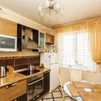 интерьер кухни 9 кв метров фото 29