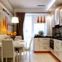интерьер кухни 9 кв метров фото 31