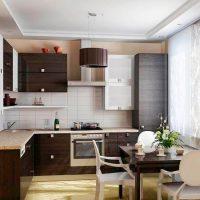 интерьер кухни 9 кв метров фото 32