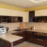 интерьер кухни 9 кв метров фото 34