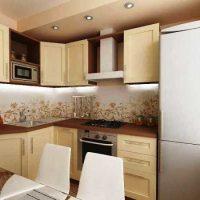 интерьер кухни 9 кв метров фото 38