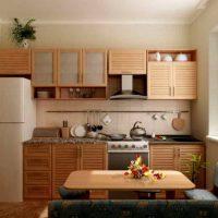 интерьер кухни 9 кв метров фото 5