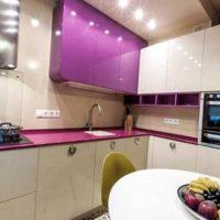 интерьер кухни 9 кв метров фото 8