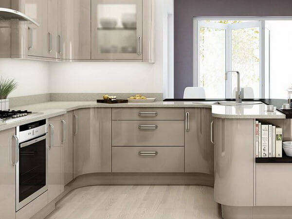 дизайн интерьера кухни 9 кв метров фото 4