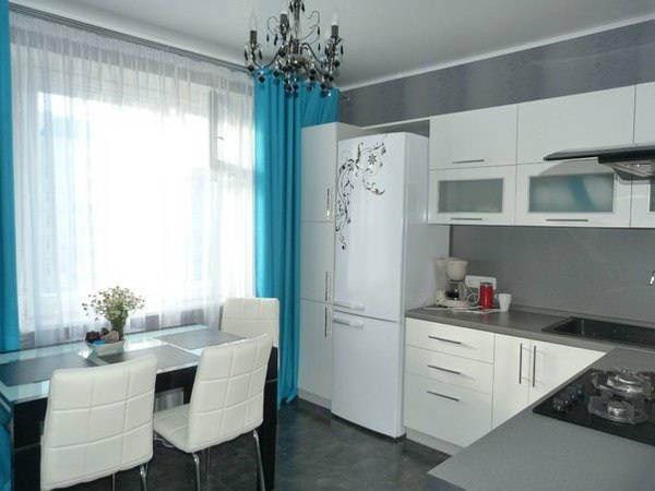 ремонт кухни фото дизайн 9 кв м