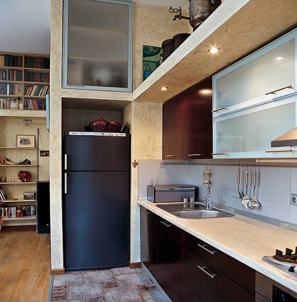 кухня 9 кв метров фото