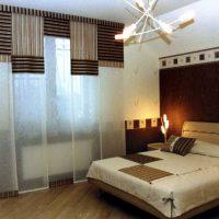 шторы для спальни фото 2