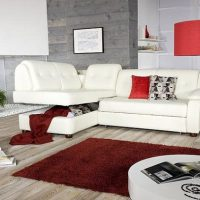 диван в интерьере гостиной фото 49