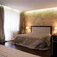 шторы для спальни фото 10