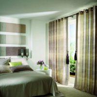 шторы для спальни фото 13
