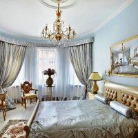 шторы для спальни фото 14