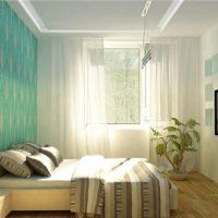 шторы для спальни фото 15