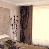 шторы для спальни фото 17