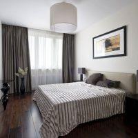 шторы для спальни фото 18