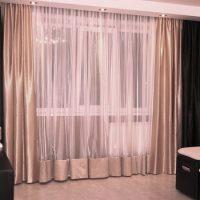 шторы для спальни фото 22