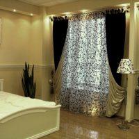 шторы для спальни фото 24