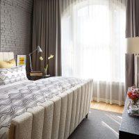 шторы для спальни фото 28
