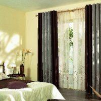 шторы для спальни фото 32