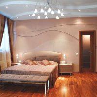 шторы для спальни фото 33