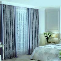 шторы для спальни фото 34