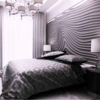 шторы для спальни фото 36