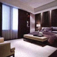 шторы для спальни фото 40
