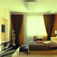 шторы для спальни фото 43
