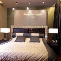 шторы для спальни фото 44