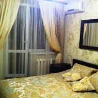 шторы для спальни фото 48