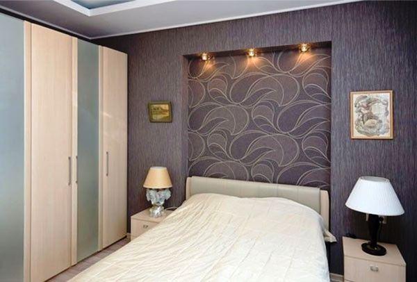 маленькие спальни дизайн интерьера фото