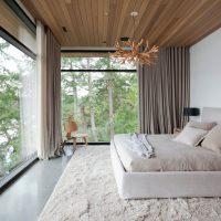 дизайн спальни в стиле модерн фото 14