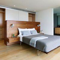 дизайн спальни в стиле модерн фото 15