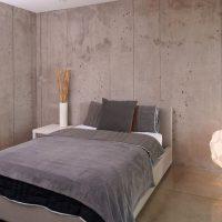 дизайн спальни в стиле модерн фото 3